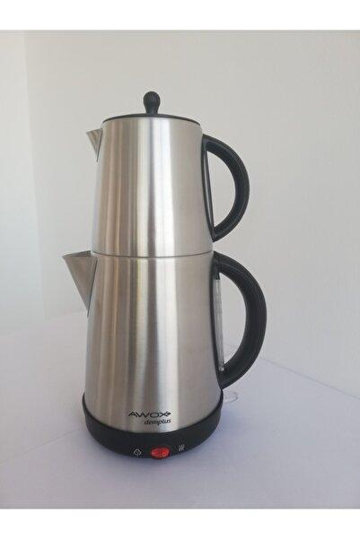 AWOX Demplus Çelik Çay Makinesi