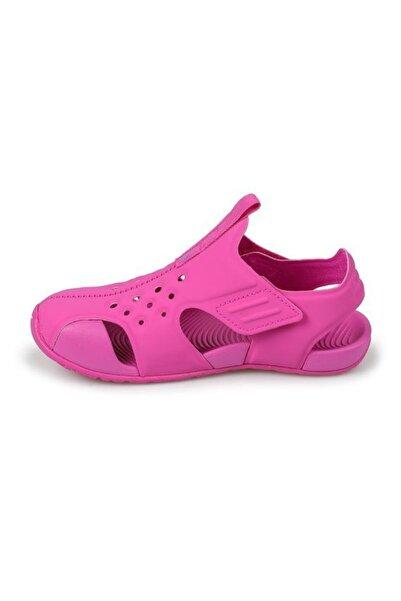 Nike Kız Çocuk Pembe Sandalet 943828-500
