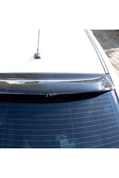 Cappafe Opel Astra J 2012 2013 2014 2015 2016 2017 2018 2019 Arka Cam Üstü Spoyler Siyah