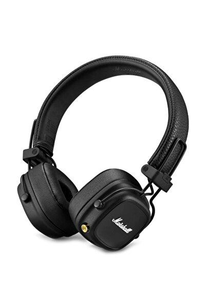 Marshall Major Iv Siyah Bluetooth Kablosuz Kulak Üstü Kulaklık