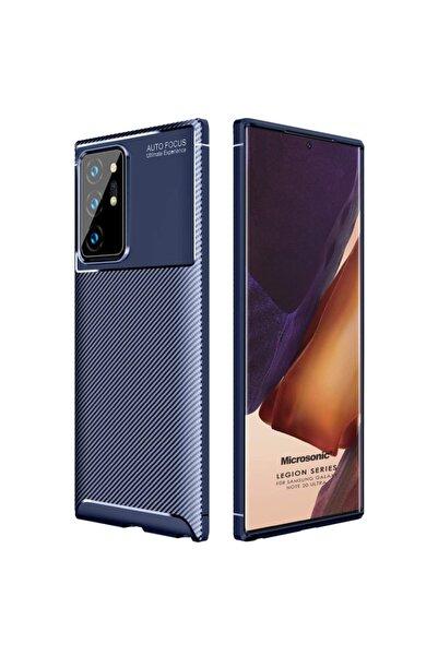 Samsung Microsonic Galaxy Note 20 Ultra Kılıf Legion Series Lacivert
