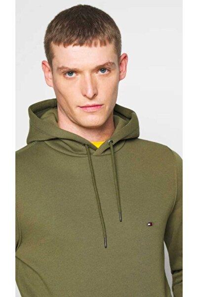 Tommy Hilfiger Basic Pullover Erkek Hoodie