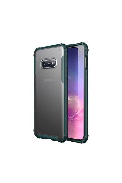 zore Samsung S10e Kılıf Volks Silikon