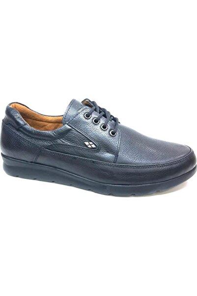 PUNTO Topuk Dikenine Özel Jelli,ortapedik Günlük Hakiki Deri Comfort Ayakkabı