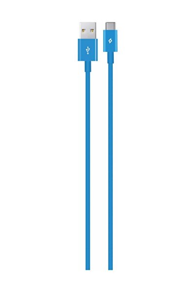 Ttec 2dk12m Type-c Şarj Kablosu Mavi