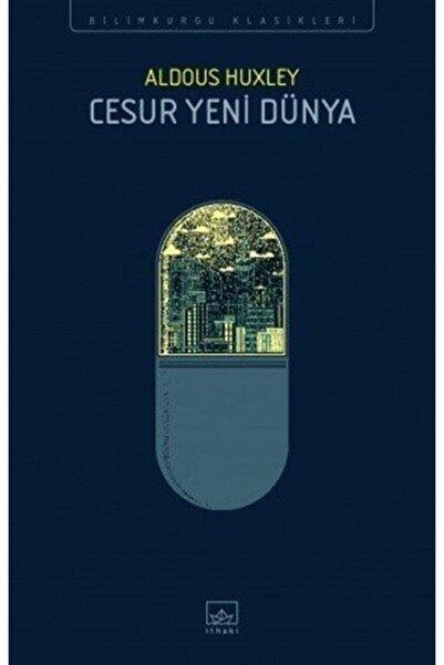 İthaki Yayınları Cesur Yeni Dünya Aldous Huxley