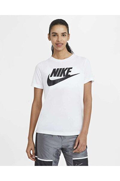 Nike Nıke Nsw Essentıal Women's T-shırt Kadın Tişört At5464-100
