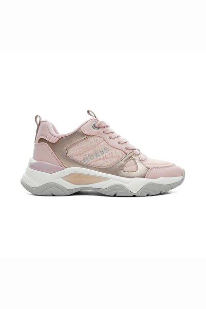 Guess Pembe Kadın Sneaker FL5FLS.BLUSH