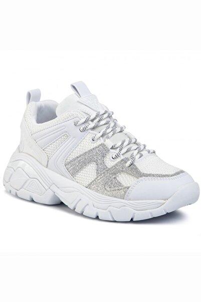 Guess Kadın Beyaz Marlıa Sneaker