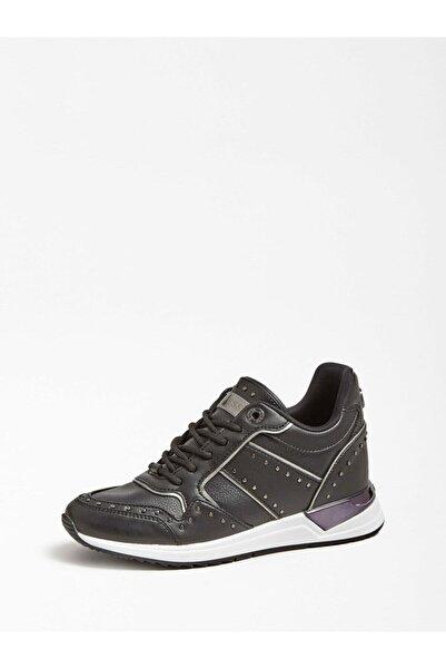 Guess Kadın Siyah Sneaker Rejjy