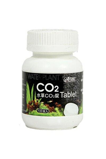 Ista Co2 Tablet Bitkili Akvaryum Karbondioksit Tableti 100 Adet