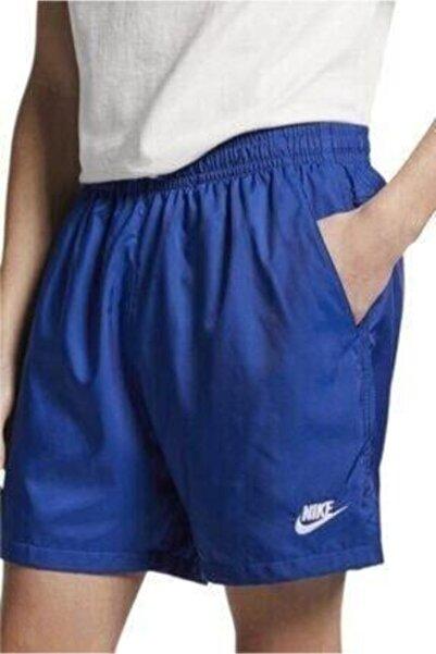 Nike Erkek Mavi Deniz Şortu