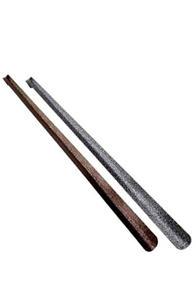 Step Kalın Demirden Imal Edilmiş Ömürlük Metal Çekecek Kerata Kahverengi 65cm