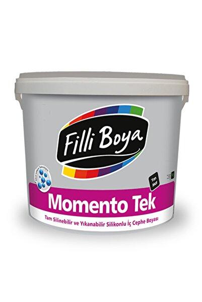 Filli Boya Momento Tek Silinebilir Iç Cephe Duvar Boyası 15 Lt Renk:buz Beyazı