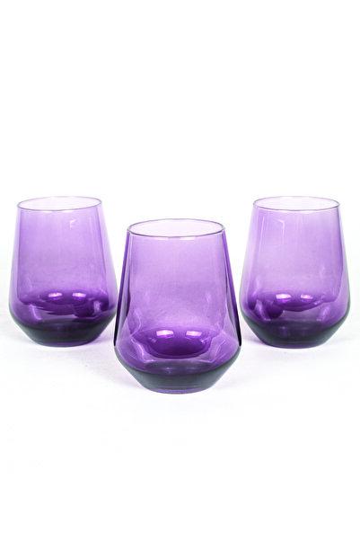 Rakle Mürdüm New Iconic 3'lü Su Bardağı Seti  425 cc