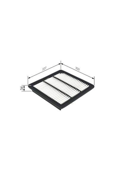 Bosch Hava Filtresi - Fıat Freemont - 2.0 Jtd 4x4-120 Kw 2011 - 2016