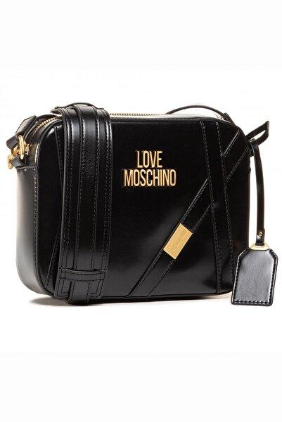 Love Moschino Love Moschıno Jc4277pp0bks0 Siyah Kadın Omuz Çantası