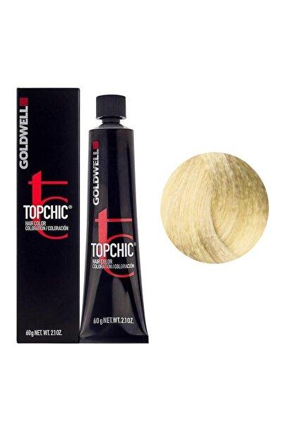 GOLDWELL Topchic Kalıcı Saç Boyası 60 Ml - 10n Sarı+ Oksidan