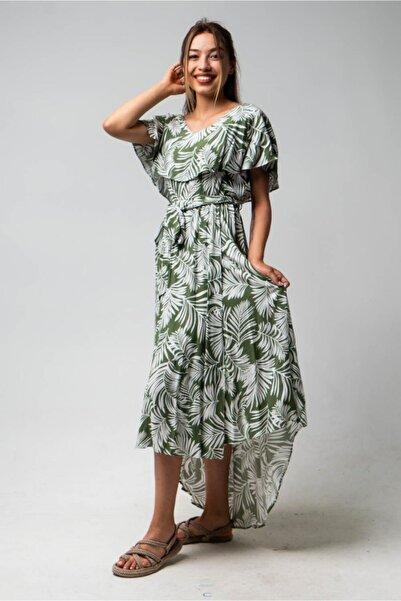 CNS Desenli Elbise