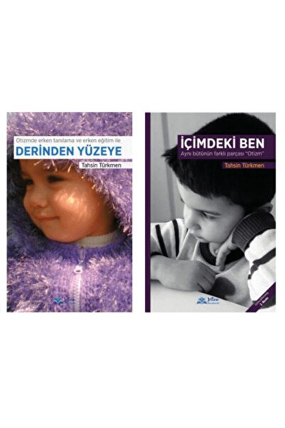 vize akademik Içimdeki Ben - Derinden Yüzeye - Tahsin Türkmen -