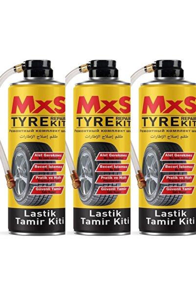 MxS Lastik Tamir Kiti 400 Ml (jel) - 3 Adet