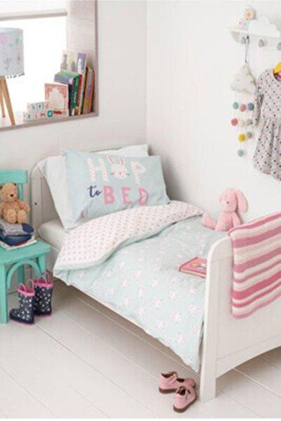 Eflatun Mothercare Hop Bed Yatak Yorgan Seti