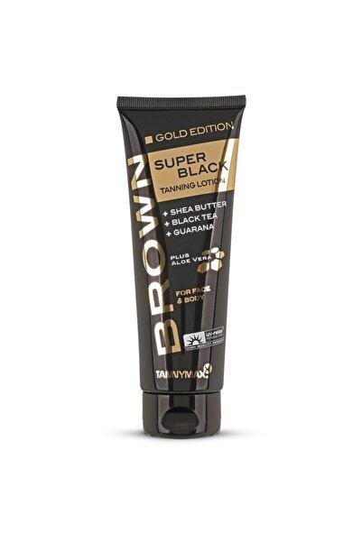 MORENA SOLARIUM Solaryum Kremi Bronzlaştırıcı Super Black Gold Edition 125 Ml