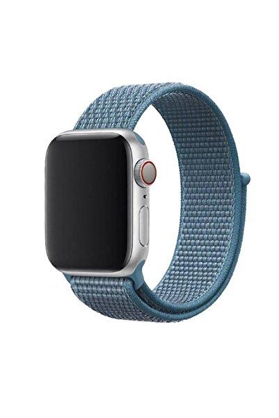 zore Apple Watch 3 42 Mm Özel Tasarim Hasır Kordon
