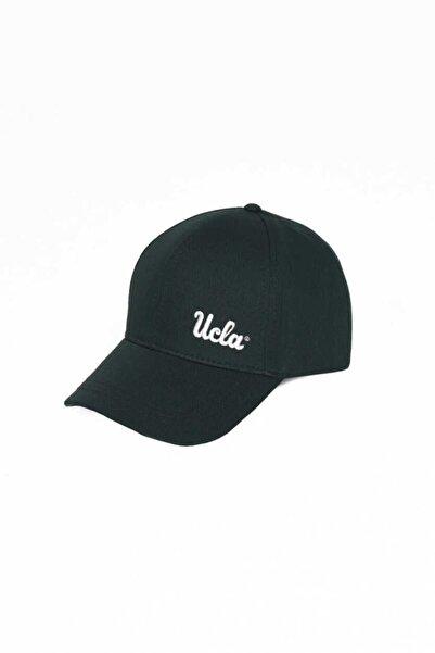 UCLA Jenner Yeşil Baseball Cap Nakışlı Şapka