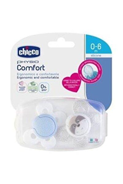 Physio Comfort Silikon Emzik Erkek 0-6 Ay 2'li