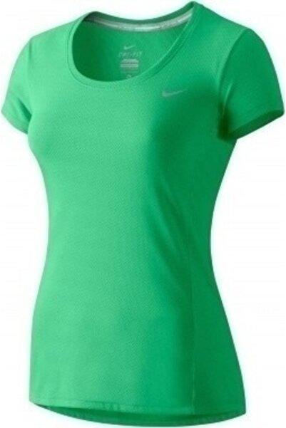 Nike Dri-fıt Contour Short-sleeve