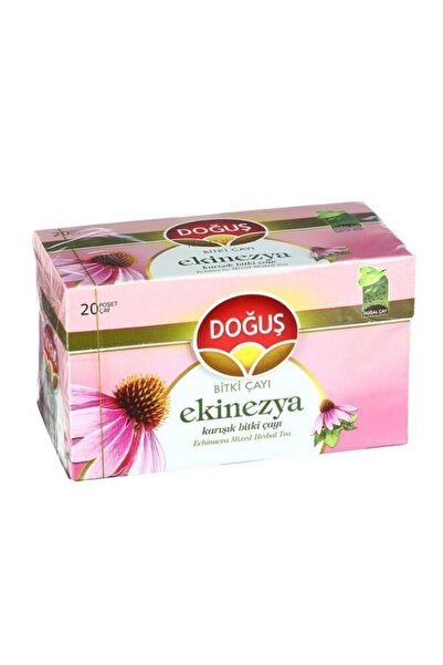 Doğuş Doğuş Ekinezya Bitki Çayı 20'li * 2 Paket