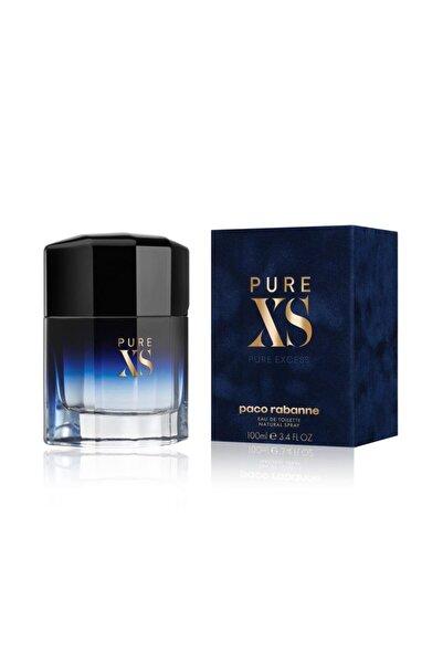 Paco  Rabanne Pure Xs Edt 100 ml Erkek Parfümü 3349668545728