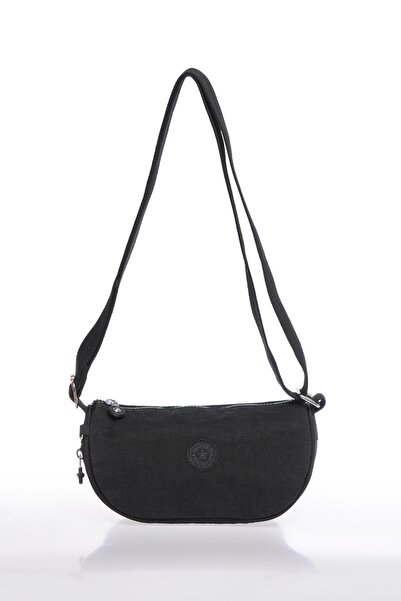 SMART BAGS Smb3026-0001 Siyah Kadın Çapraz Çanta