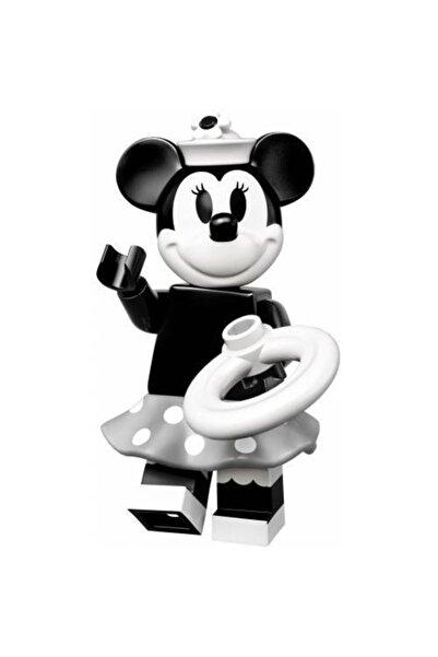 LEGO Disney Series 2 Minifigures 71024-2 Vintage Minnie Mini Figür