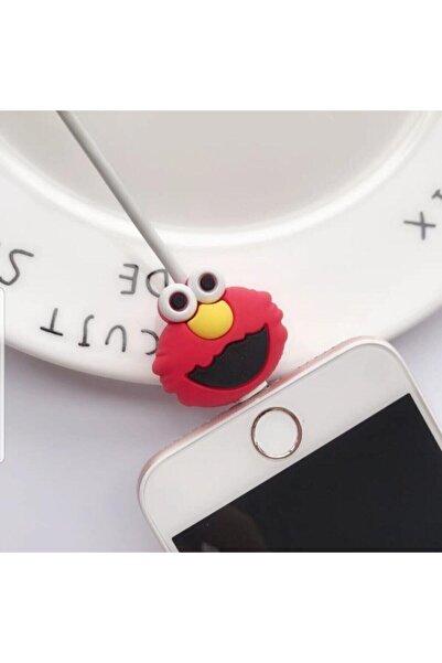 MY MÜRDÜM Sevimli Silikon Kablo Koruyucu Elmo
