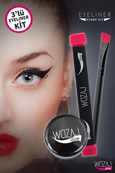 Erbilden Erb Wozaj Stamp 3 Lü Eyeliner Kit