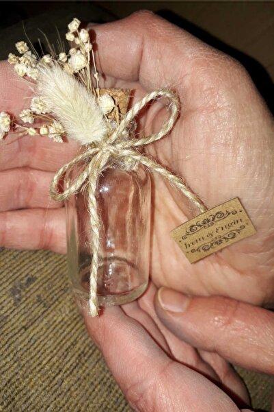 cici Söz Nişan Nikah Düğün 50 Adet Nikah Şekeri Esanslı Koku Şişesi Kolonya Şişesi Hediyelik