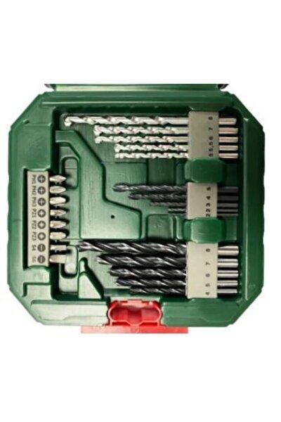 Bosch X-line 38 Parça Matkap Ucu Seti / Vidalama Aksesuar Seti