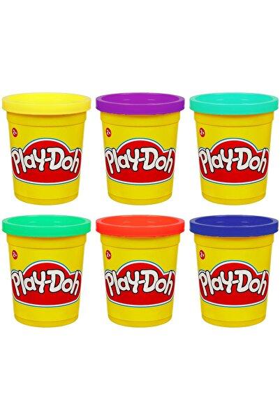 Play Doh 6'lı Oyun Hamuru