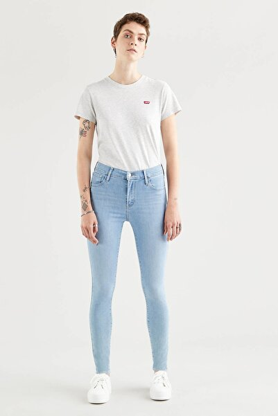Levi's Kadın 720 Yüksek Bel Super Skinny Jean