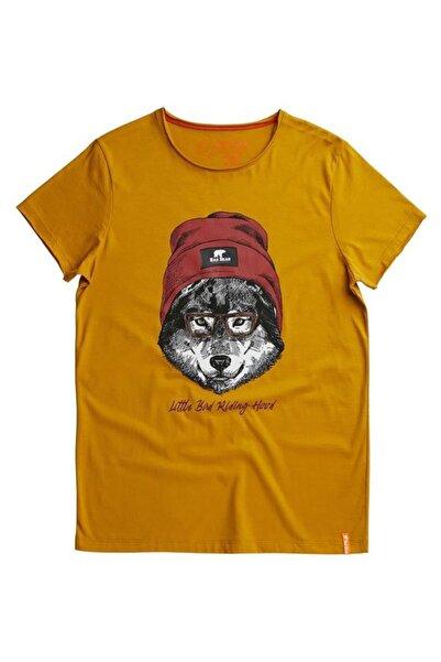 Bad Bear Erkek Sarı T-shırts Red Hood Tee 20.01.07.015