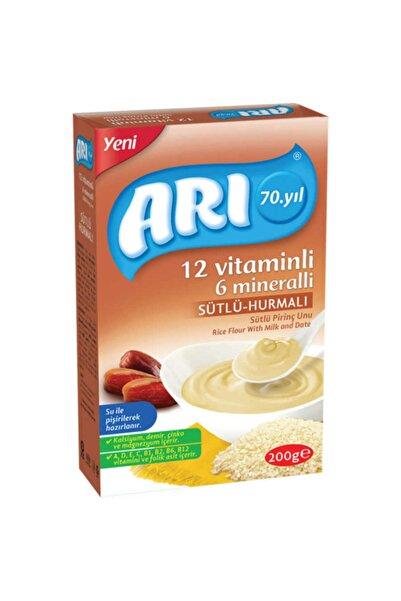 ARI Mama Pirinç Unu 200 Gr Sütlü-hurmalı