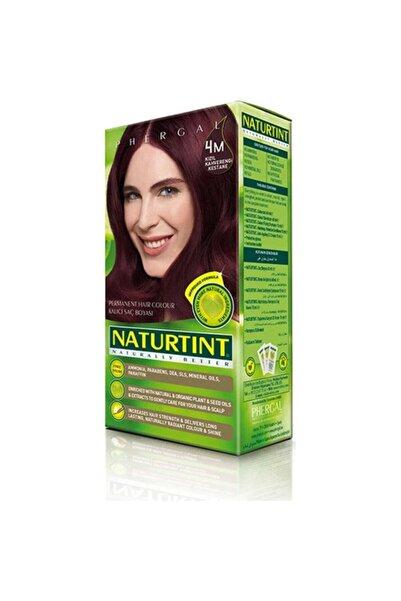 99 Naturtint 4m Kızıl Kahverengi Kestane Kalıcı Saç Boyası