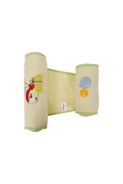 Sevi Bebe Güvenli Yan Yatış Yastığı Art-433 Yeşil