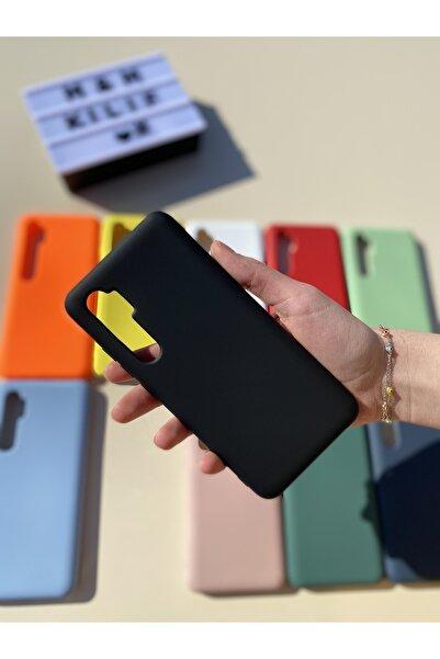MM KILIF AKSESUAR Xiaomi Mi Note 10 Lite Silikon Lansman Kılıf