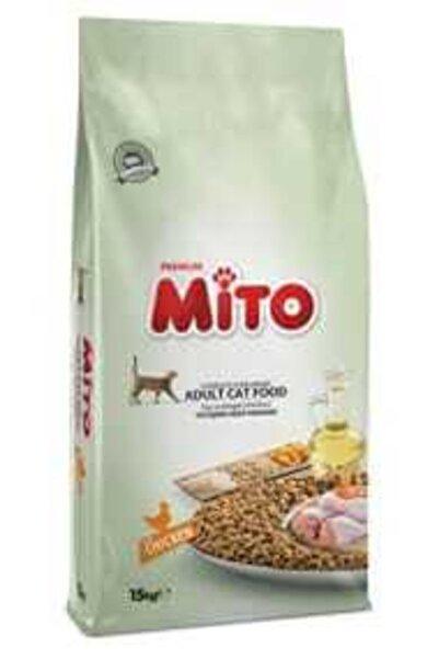 Mito Adult Cat Tavuklu 15 Kg Yetişkin Kedi Maması