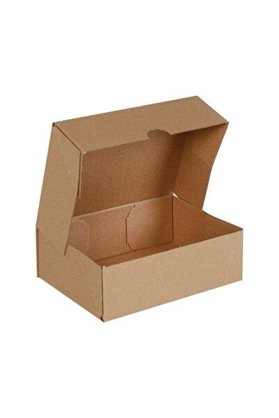 Morpack E Ticaret Karton Kargo Kutusu - 20x12,5x7,5 - 0,62 Desi 200 Adet