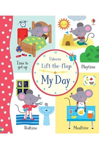 Usborne Lıft-the-flap My Day