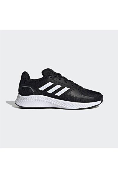 adidas RUNFALCON 2.0 K Siyah Erkek Çocuk Koşu Ayakkabısı 101079811